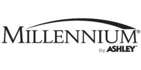 Millennium by Ashley Logo